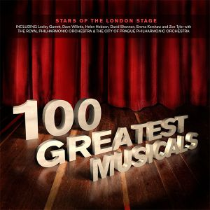 CD 100 Greatest Musicals