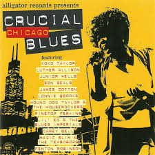 CD Crucial Chicago Blues