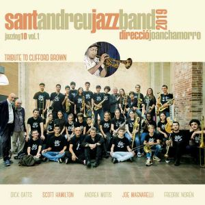 CD Sant Andreu Jazz Band Jazzing 10 vol. 1