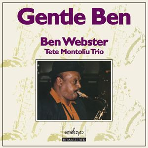 CD Tete Montoliu & Ben Webster Gentle Ben