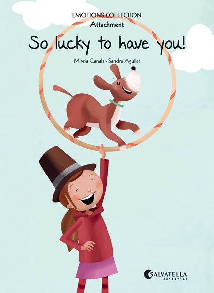 So lucky to have you!