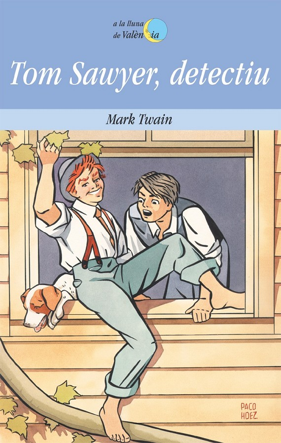 Tom Sawyer, detectiu